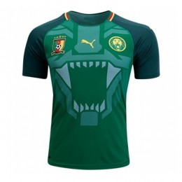 پیراهن اول تیم ملی کامرون ویژه جام جهانی Cameroon 2018 World Cup Home Soccer Jersey