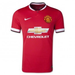 پیراهن اول منچستر یونایتد Manchester United 2014-15 Home Soccer Jersey