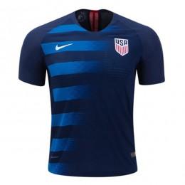 پیراهن دوم تیم ملی آمریکا USA 2018 Away Soccer Jersey