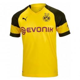 پیراهن اول دورتموند Borussia Dortmund 2018-19 Home Soccer Jersey