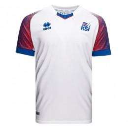 پیراهن دوم تیم ملی ایسلند Iceland 2018 Away Soccer Jersey