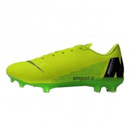 کفش فوتبال نایک مرکوریال طرح اصلی زرد Nike Mercurial