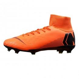 کفش فوتبال نایک مرکوریال طرح اصلی نارنجی Nike Mercurial