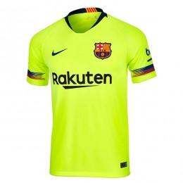 پیراهن دوم بارسلونا Barcelona 2018-19 Away Soccer Jersey