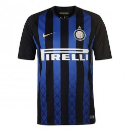 پیراهن اول اینترمیلان Inter Milan 2018-19 Home Soccer Jersey