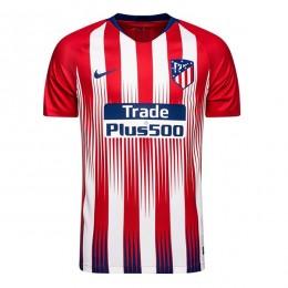 پیراهن اول اتلتیکومادرید Atletico Madrid 2018-19 Home Soccer Jersey