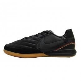 کفش فوتسال نایک تمپو طرح اصلی مشکی Nike Tiempo