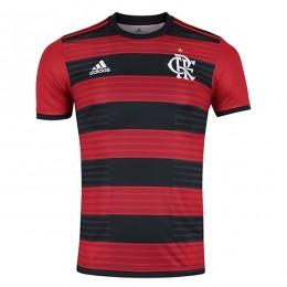 پیراهن اول فلامینگو Flamengo 2018-19 Home Soccer Jersey