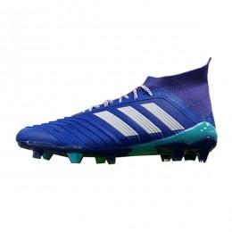 کفش فوتبال آدیداس پردیتور طرح اصلی آبی Adidas Predator 2018