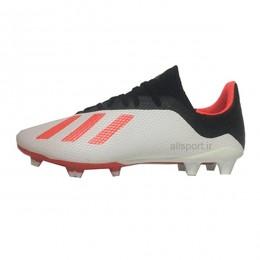 کفش فوتبال آدیداس ایکس طرح اصلی سفید مشکی Adidas X