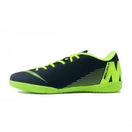 کفش فوتسال نایک مرکوریال طرح مشکی سبز Nike Mercurial 2018