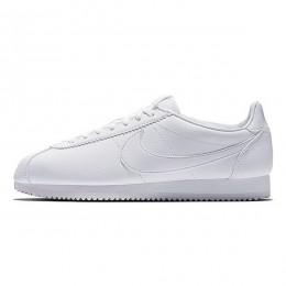 کتانی رانینگ زنانه نایک کورتز Nike Classic Cortez Leather 749571-111