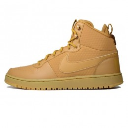 کتانی رانینگ مردانه نایک کورت Nike Court Borough Mid Winter AA0547 700