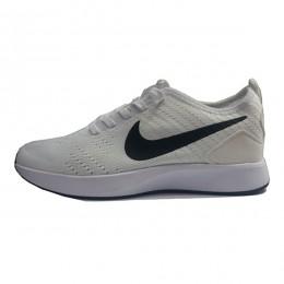 کتانی رانینگ زنانه نایک دالتون ریسر سفید Nike Dualtone Racer w