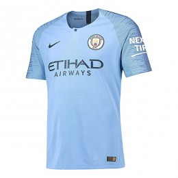 پیراهن اول منچسترسیتی Manchester City 2018-19 Home Soccer Jersey