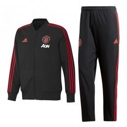 ست گرمکن شلوار منچستر یونایتد Manchester United Adidas Training Tracksuit 2018