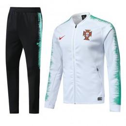 ست گرمکن شلوار پرتغال Portugal Nike Training Tracksuit w 2018