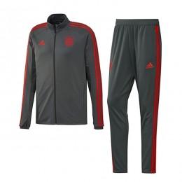 ست گرمکن شلوار بایرن مونیخ Bayern Munich Adidas Training Tracksuit 2018