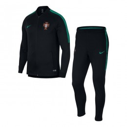 ست گرمکن شلوار پرتغال Portugal Nike Training Tracksuit 2018