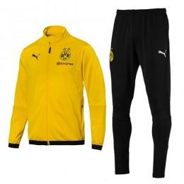 ست گرمکن شلوار دورتموند Bvb Borussia Dortmund Training Tracksuit 2018