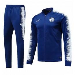ست گرمکن شلوار چلسی Chelsea Nike Training Tracksuit 2018