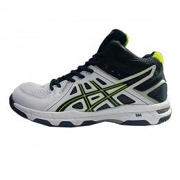 کفش والیبال مردانه اسیکس ژل طرح اصلی سفید Asics Gel
