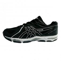 کفش والیبال مردانه اسیکس ژل طرح اصلی مشکی Asics Gel
