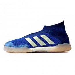 کفش فوتسال آدیداس پردیتور طرح اصلی آبی Adidas Predator 2018