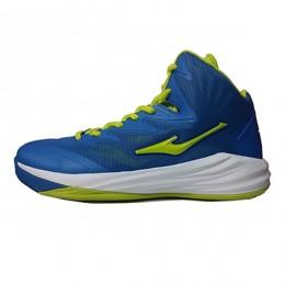 کفش بسکتبال ارک آبی زرد Erke
