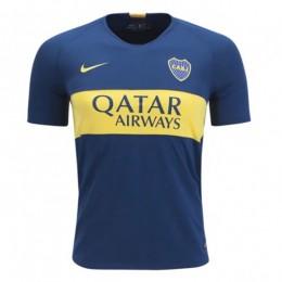 پیراهن اول بوکاجونیورز Boca Juniors 2018-19 Home Soccer Jersey