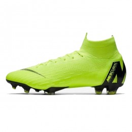 کفش فوتبال نایک مرکوریال سوپرفلای Nike Mercurial Superfly 6 Elite FG AH7365-701