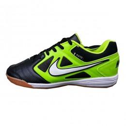 کفش فوتسال نایک گتو مشکی سبز Nike Gato