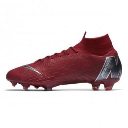کفش فوتبال نایک مرکوریال سوپرفلای Nike Mercurial Superfly 6 Elite FG AH7365-606
