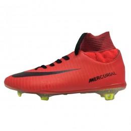 کفش فوتبال نایک مرکوریال طرح اصلی قرمز Nike Mercurial 18