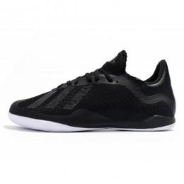 کفش فوتسال آدیداس ایکس طرح اصلی Adidas X Tango 18.3 Black White