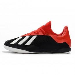 کفش فوتسال آدیداس ایکس طرح اصلی Adidas X Tango 18.3 Black White Red
