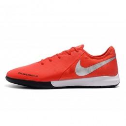 کفش فوتسال نایک فانتوم طرح اصلی قرمز Nike Phantom Red Silver Black