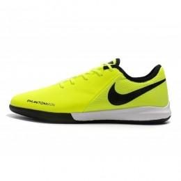 کفش فوتسال نایک فانتوم طرح اصلی زرد Nike PhantomYellow Black Red