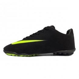 کفش چمن مصنوعی نایک مرکوریال مشکی فسفری Nike Mercurial