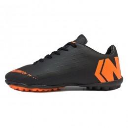 کفش چمن مصنوعی نایک مرکوریال مشکی نارنجی Nike Mercurial