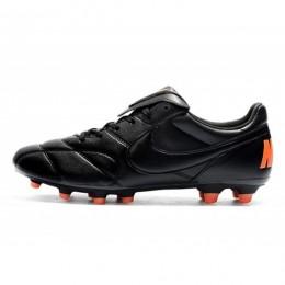 کفش فوتبال نایک پریمیر Nike Premier II 2.0 FG Black Orange