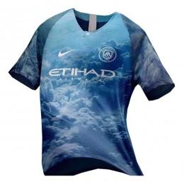 پیراهن کهکشانی منچسترسیتی Manchester City 4Th Kith Fifa 2019