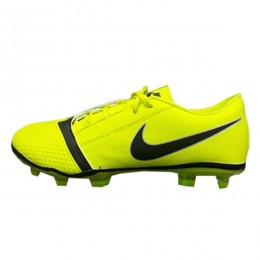 کفش فوتبال نایک فانتوم طرح اصلی زرد Nike Phantom Venom Y