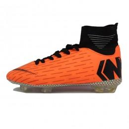 کفش فوتبال نایک مرکوریال سایز کوچک طرح اصلی نارنجی مشکی Nike Mercurial 2018