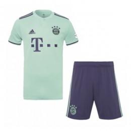 پیراهن شورت سوم بایرن مونیخ Bayern Munich 2018-19 3rd Soccer Jersey Kit Shirt+Short
