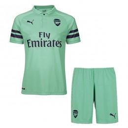 پیراهن شورت سوم آرسنال Arsenal 2018-19 3rd Soccer Jersey Kit Shirt+Short
