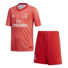 پیراهن شورت سوم رئال مادرید Real Madrid 2018-19 3rd Soccer Jersey Kit Shirt+Short