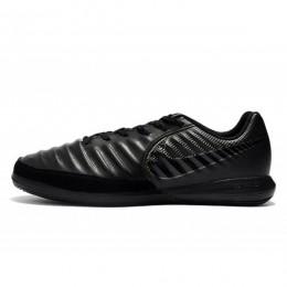 کفش فوتسال نایک تمپو طرح اصلی مشکی Nike Tiempo 2018