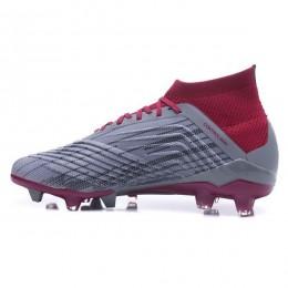 کفش فوتبال آدیداس پردیتور طرح اصلی Adidas Predator 18.1 Pogba FG - Iron Metallic