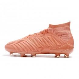 کفش فوتبال آدیداس پردیتور طرح اصلی صورتی Adidas Predator 18.1 FG - Pink